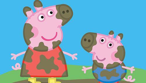 版权越来越贵-小猪佩奇2016年卖授权赚近70亿